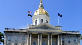 The New Hampshire House has given its thumbs up to legalized sports betting.
