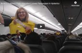 World's Funniest Flight Attendant