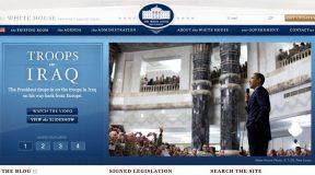 WhiteHouse.gov from April 8, 2009