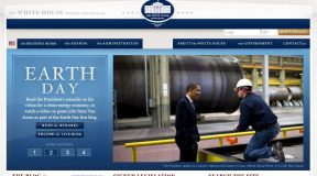 WhiteHouse.gov from April 24, 2009