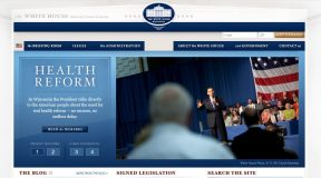 WhiteHouse.gov from June 13, 2009