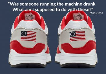 The REAL story behind Nike's Failed Flag sneakers