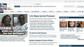 News Headlines from Sept 24, 2009