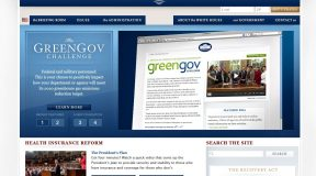 WhiteHouse.gov from Oct 20, 2009