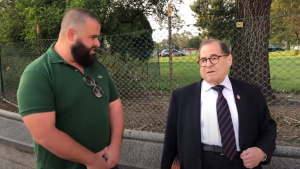 "Jerry Nadler on the rioting ""Its all a Myth"""